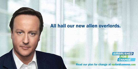 All hail our new alien overlords!