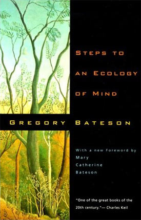 Steps to an Ecology of Mind cover