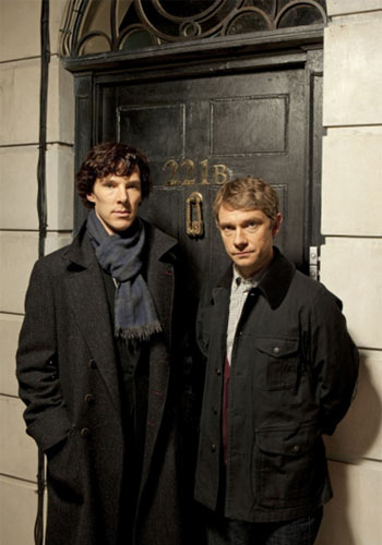 Sherlock Holmes and Watson