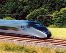 High Speed Rail (HS2)