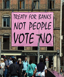 Vote 'No' in the Fiscal Treaty referendum