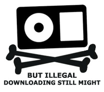 But Illegal Downloading Still Might