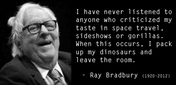 Ray Bradbury (1920-2012)